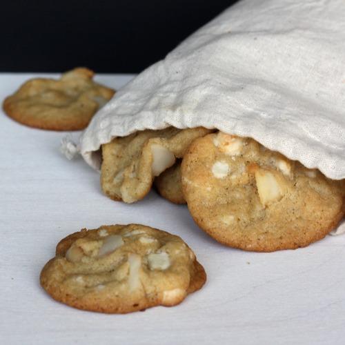 Galletas con macadamia